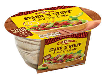 Stand N Stuff Whole Wheat Tortilla